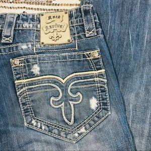 Rock Revival Curtis straight jeans RRJ8626 size 32